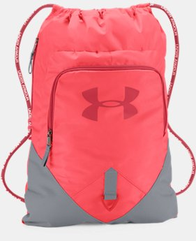 Best Seller UA Undeniable Sackpack  4 Colors $24.99