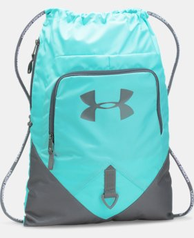 Best Seller UA Undeniable Sackpack  6 Colors $24.99