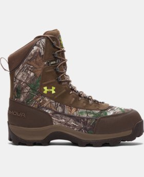 Men's UA Brow Tine 800 – Wide (2E) Hunting Boots  1 Color $199.99