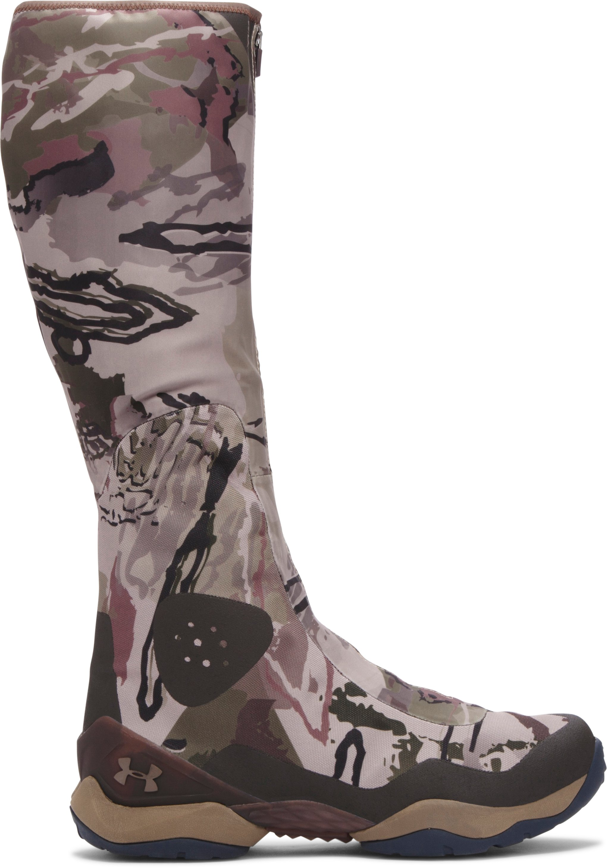 Men's UA Ops Hunter Boots, RIDGE REAPER® BARREN