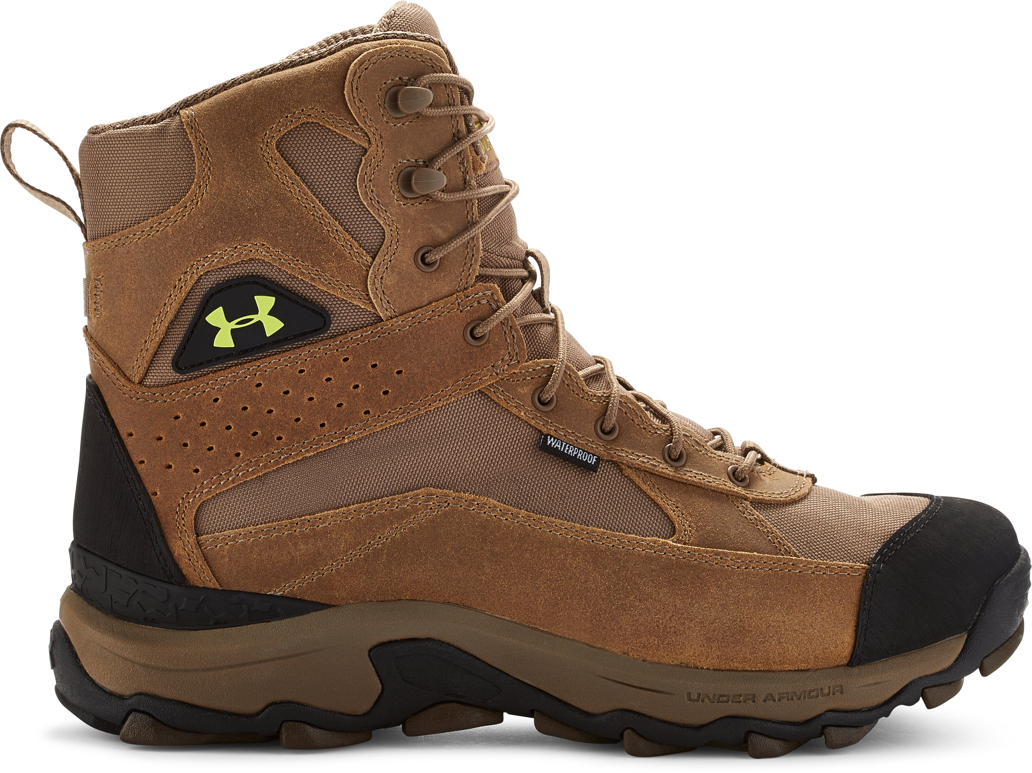 Men's UA Speed Freek Bozeman 600 Boots, Uniform,