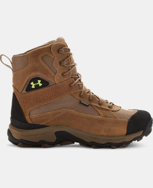 Men's UA Speed Freek Bozeman 600 Boots LIMITED TIME OFFER + FREE U.S. SHIPPING 2 Colors $123.74