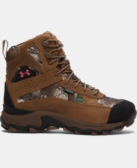 New Arrival  Women's UA Speed Freek Bozeman 600 Boots  1 Color $199.99