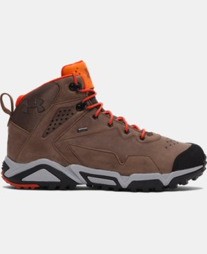 Men's UA Tabor Ridge Leather Boots  1 Color $209.99
