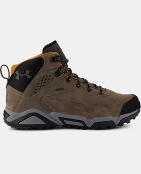 Men's UA Tabor Ridge Leather Boots