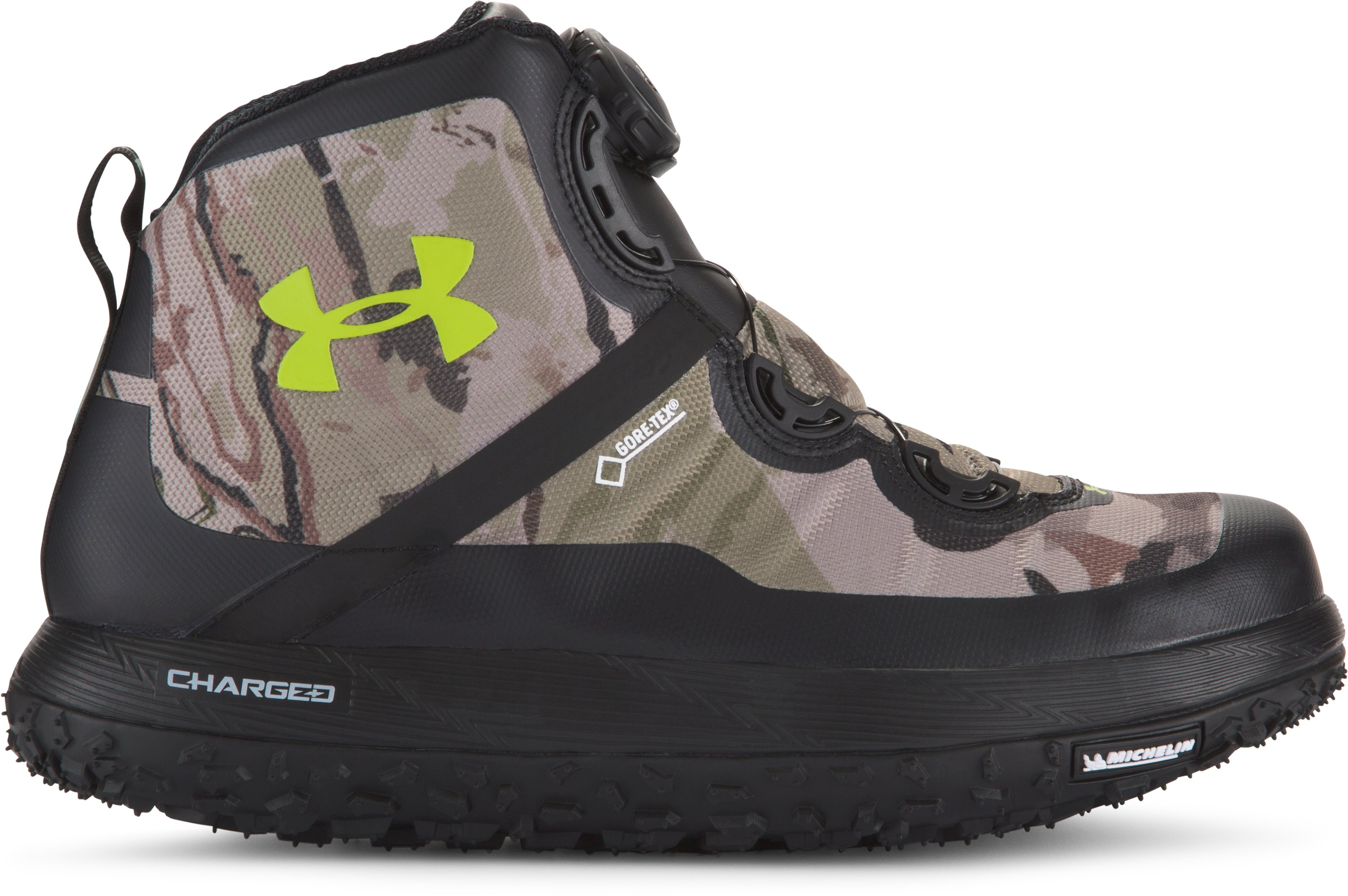 Men's UA Fat Tire GORE-TEX® Hiking Boots | Under Armour US