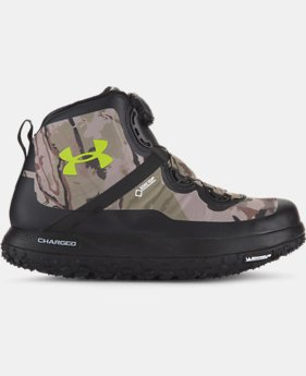 Men's UA Fat Tire GTX Trail Running Shoes   $199.99