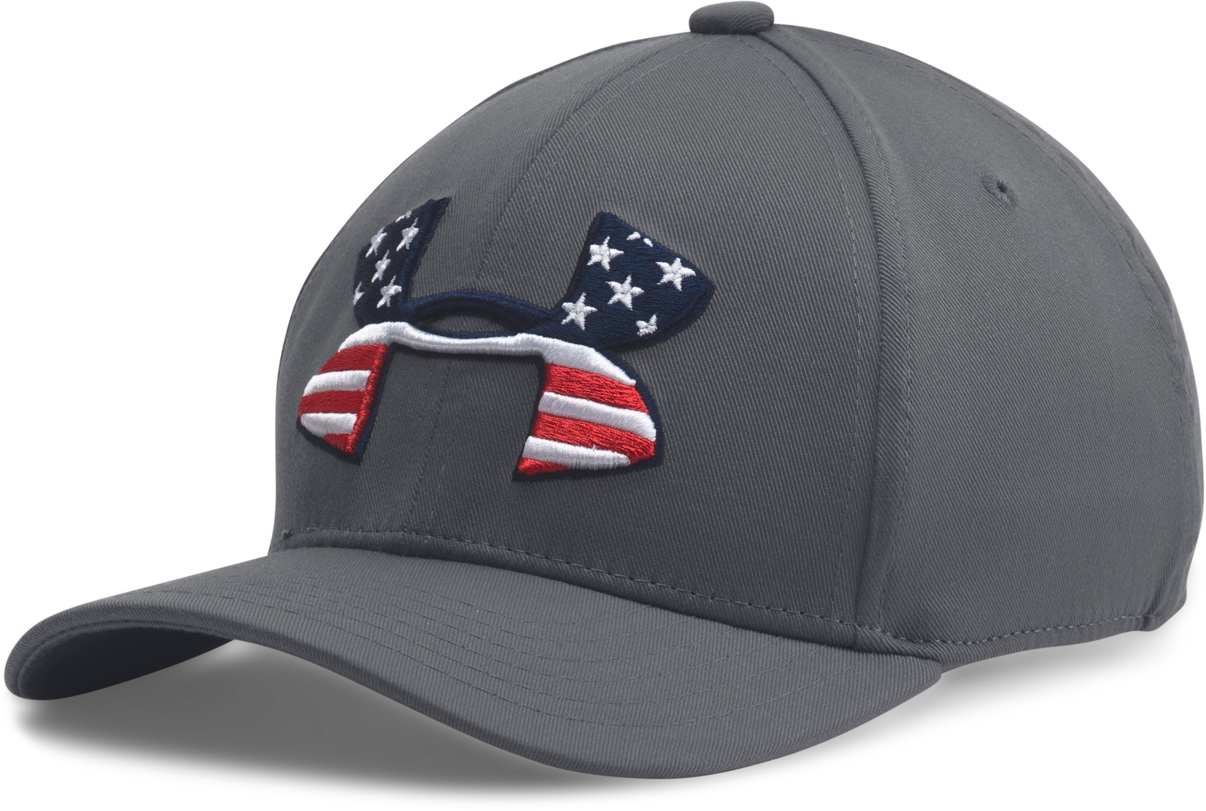 Boys' UA Country Series Cap, Graphite, zoomed image