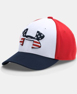 Boys' UA Country Series Cap LIMITED TIME: FREE U.S. SHIPPING 2 Colors $14.99
