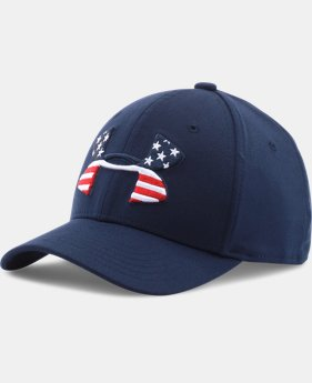Boys' UA Country Series Cap LIMITED TIME: FREE U.S. SHIPPING 1 Color $14.99