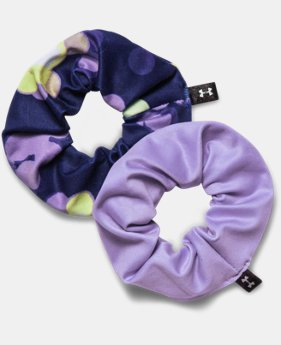 Girls' UA Scrunchie  3 Colors $5.99 to $7.99