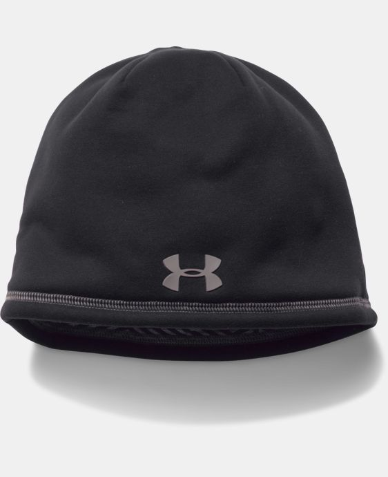 Men's UA Storm ColdGear® Infrared Elements 2.0 Beanie  LIMITED TIME: FREE U.S. SHIPPING 1 Color $17.24 to $29.99