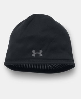 New Arrival  Men's UA Storm ColdGear® Infrared Elements 2.0 Beanie  LIMITED TIME: FREE SHIPPING  $34.99