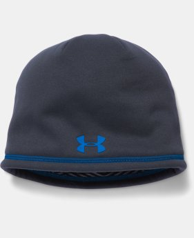 Men's UA Storm ColdGear® Infrared Elements 2.0 Beanie   5 Colors $13.49 to $29.99