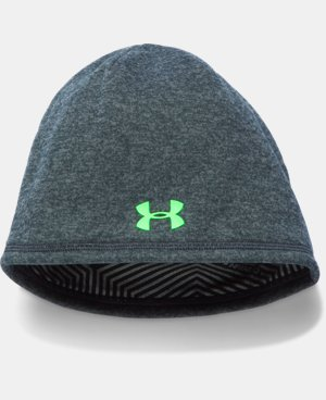 New Arrival Men's UA Storm ColdGear® Infrared Elements 2.0 Beanie  LIMITED TIME: FREE U.S. SHIPPING 4 Colors $29.99