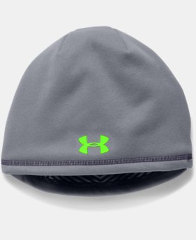 Men's UA ColdGear® Infrared Elements Storm 2.0 Beanie  2 Colors $20.99 to $26.99