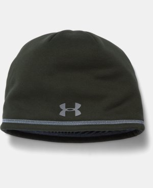 Best Seller  Men's UA Storm ColdGear® Infrared Elements 2.0 Beanie  LIMITED TIME: FREE SHIPPING 1 Color $34.99