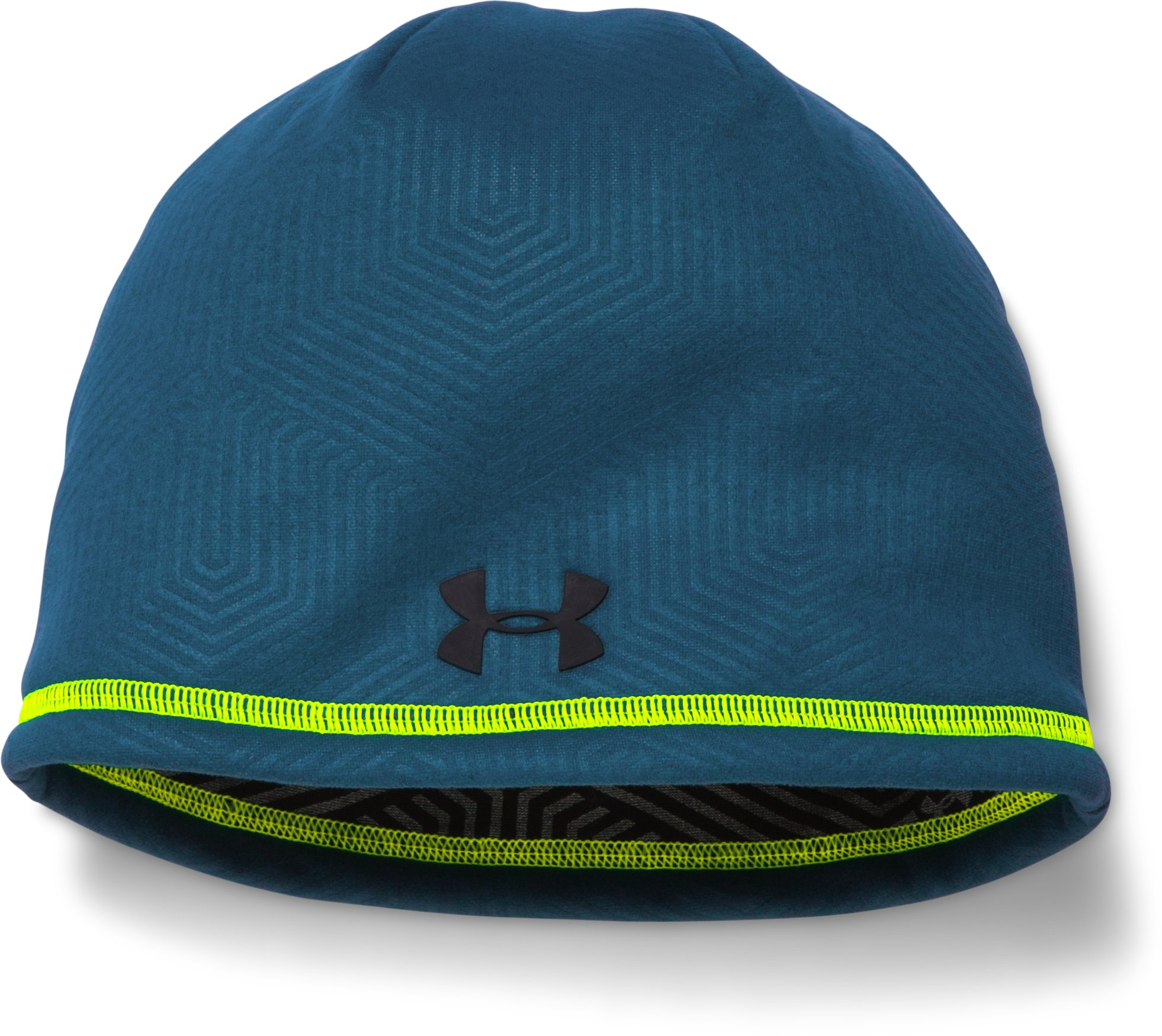Men's UA Storm ColdGear® Infrared Beanie, LEGION BLUE, undefined