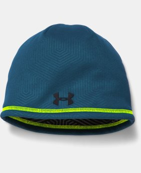 Men's UA ColdGear® Infrared Elements Storm 2.0 Beanie  8 Colors $17.99 to $29.99