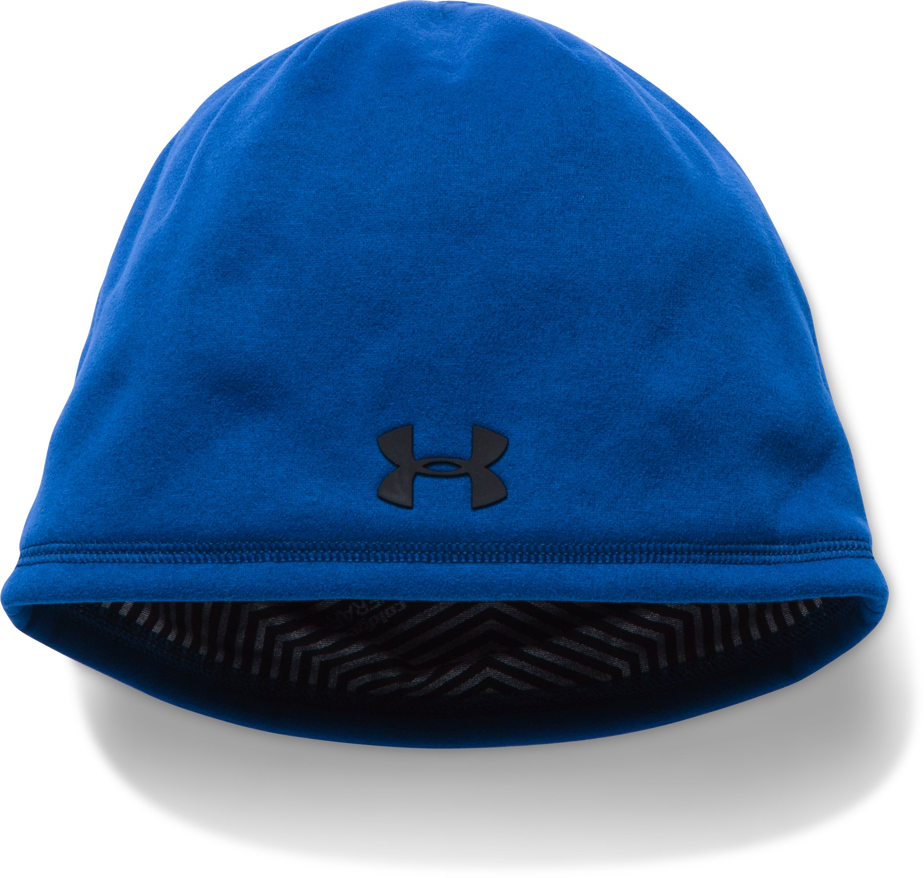 Men's UA Storm ColdGear® Infrared Beanie, Royal