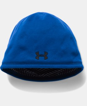 New Arrival  Men's UA ColdGear® Infrared Elements Storm 2.0 Beanie  7 Colors $34.99