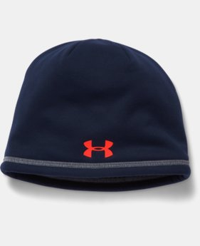 New Arrival Men's UA Storm ColdGear® Infrared Elements 2.0 Beanie  1 Color $29.99