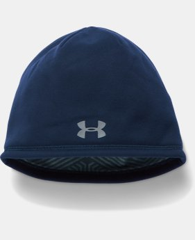 New Arrival  Men's UA Storm ColdGear® Infrared Elements 2.0 Beanie   1 Color $34.99