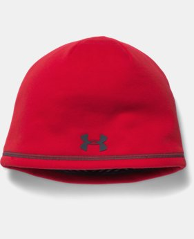 Men's UA Storm ColdGear® Infrared Elements 2.0 Beanie   2 Colors $13.49 to $29.99