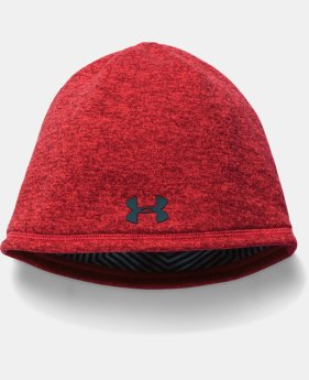 New Arrival Men's UA Storm ColdGear® Infrared Elements 2.0 Beanie  LIMITED TIME: FREE U.S. SHIPPING 1 Color $29.99