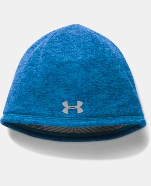 New Arrival Men's UA Storm ColdGear® Infrared Elements 2.0 Beanie  LIMITED TIME: FREE U.S. SHIPPING 2 Colors $29.99