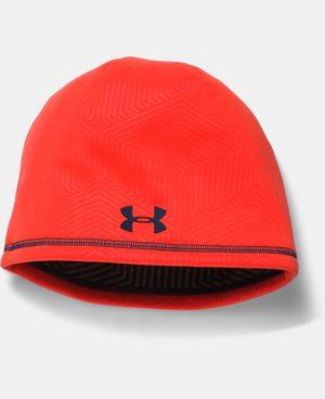 Men's UA Storm ColdGear® Infrared Elements 2.0 Beanie   1 Color $13.49 to $29.99