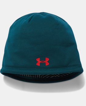 New Arrival Men's UA Storm ColdGear® Infrared Elements 2.0 Beanie  LIMITED TIME: FREE U.S. SHIPPING  $29.99