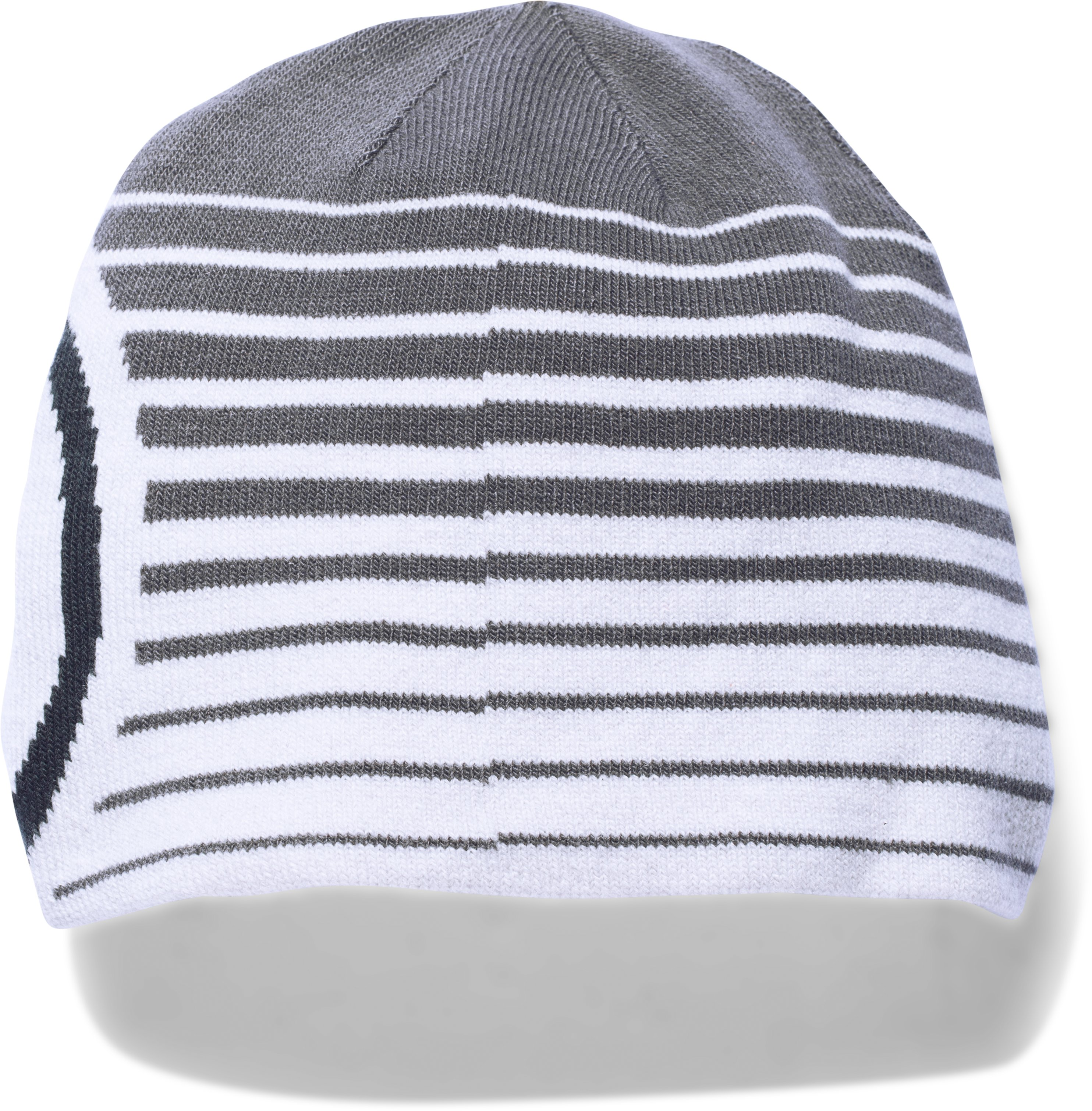 Men's UA Billboard 2.0 Beanie, AIR FORCE GRAY HEATHER
