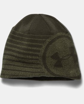 Men's UA Billboard 2.0 Beanie  1 Color $14.99 to $18.99