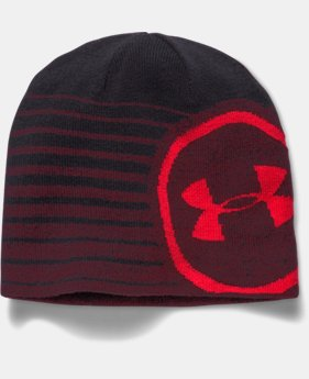 Men's UA Billboard 2.0 Beanie LIMITED TIME: FREE U.S. SHIPPING 1 Color $11.24 to $18.99