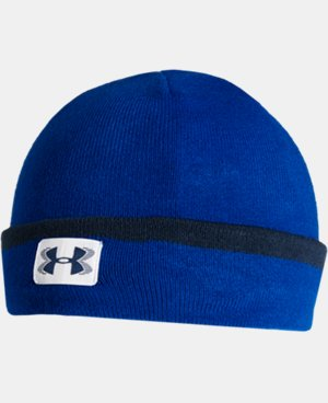 New Arrival Men's UA ColdGear® Infrared Cuff Sideline Beanie  1 Color $27.99