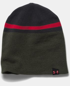 Men's UA 4-in-1 Beanie 2.0 LIMITED TIME: FREE U.S. SHIPPING  $13.49