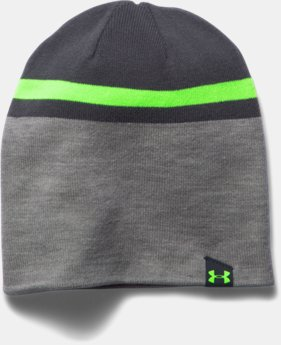 Men's UA 4-in-1 Beanie 2.0  1 Color $34.99
