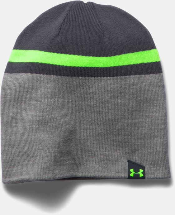 Men's UA 4-in-1 Beanie 2.0  1 Color $26.99