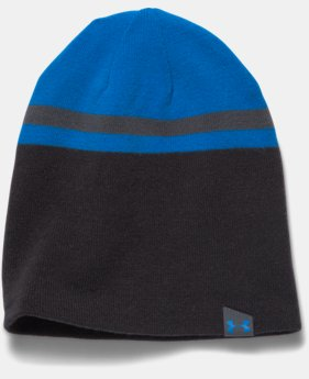 Men's UA 4-in-1 Beanie 2.0  1 Color $17.99