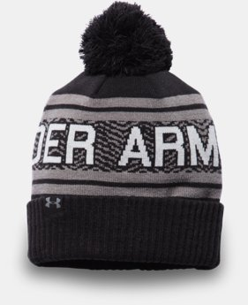 Men's UA Retro Pom 2.0 Beanie   $12.74 to $15.74