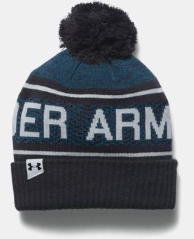 Men's UA Retro Pom 2.0 Beanie  5 Colors $16.99 to $20.99