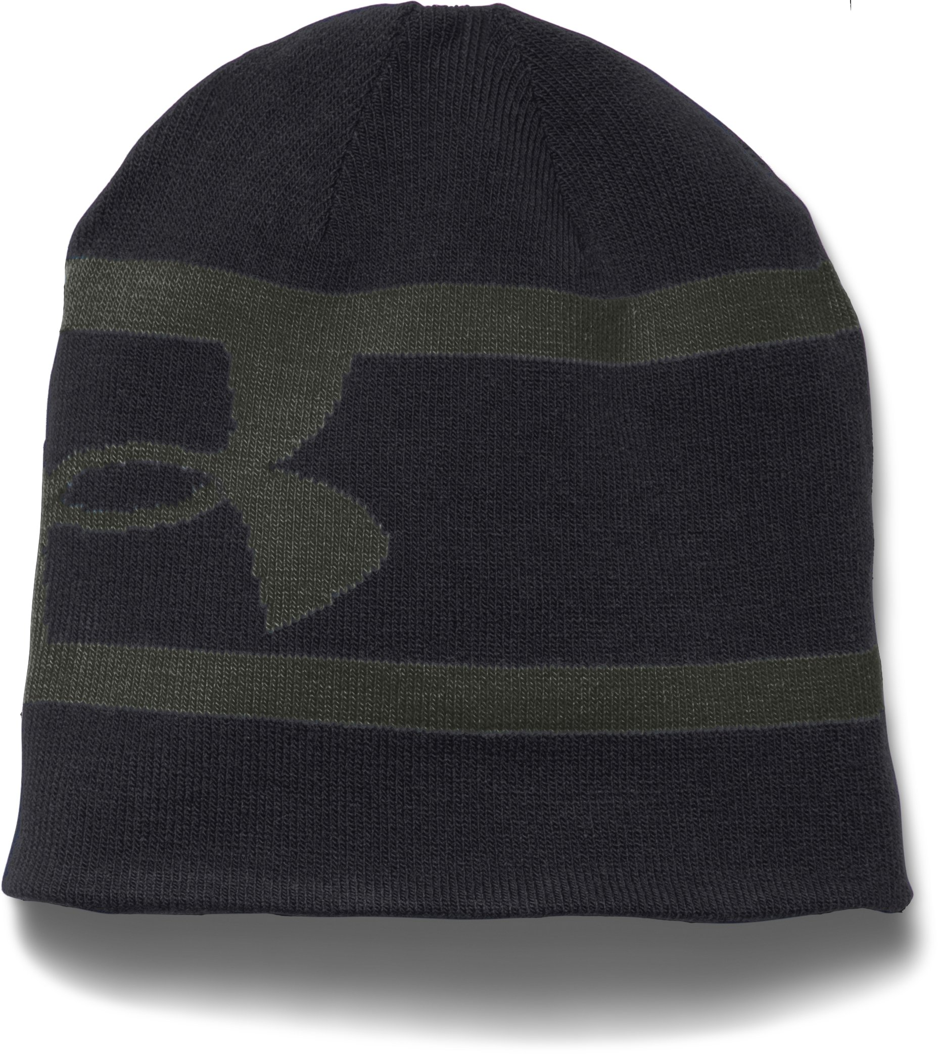 Men's UA 2-Way Camo Beanie, Rough,