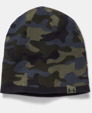 Men's UA 2-Way Camo Beanie LIMITED TIME: FREE U.S. SHIPPING  $13.49 to $17.24
