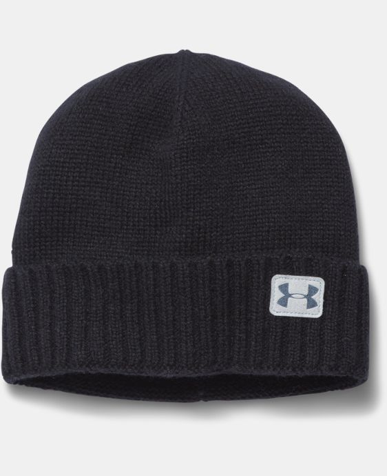 Men's UA Performance Wool Beanie LIMITED TIME: FREE U.S. SHIPPING 1 Color $17.99