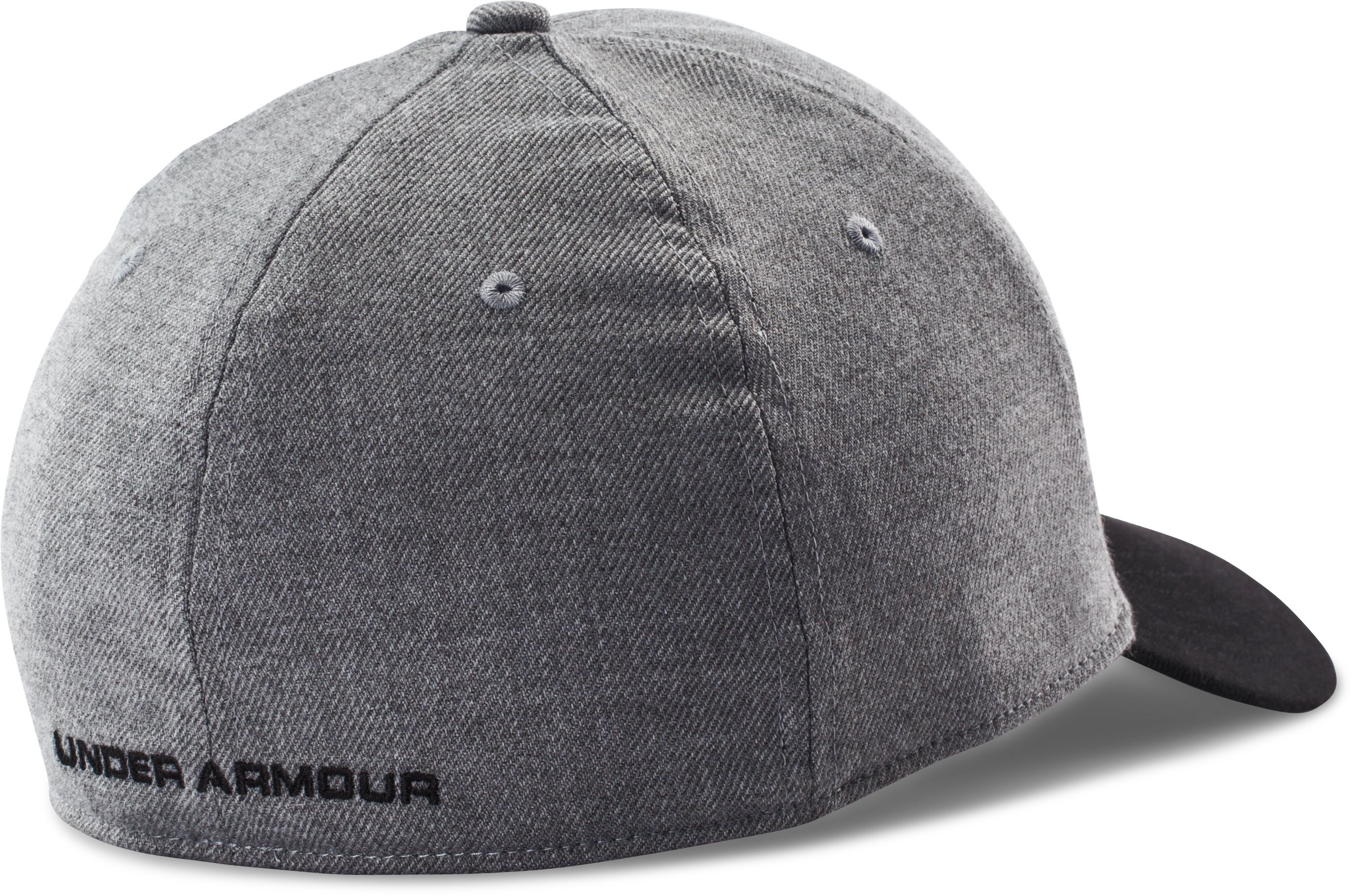 Men's UA Closer 2.0 Cap, True Gray Heather, undefined