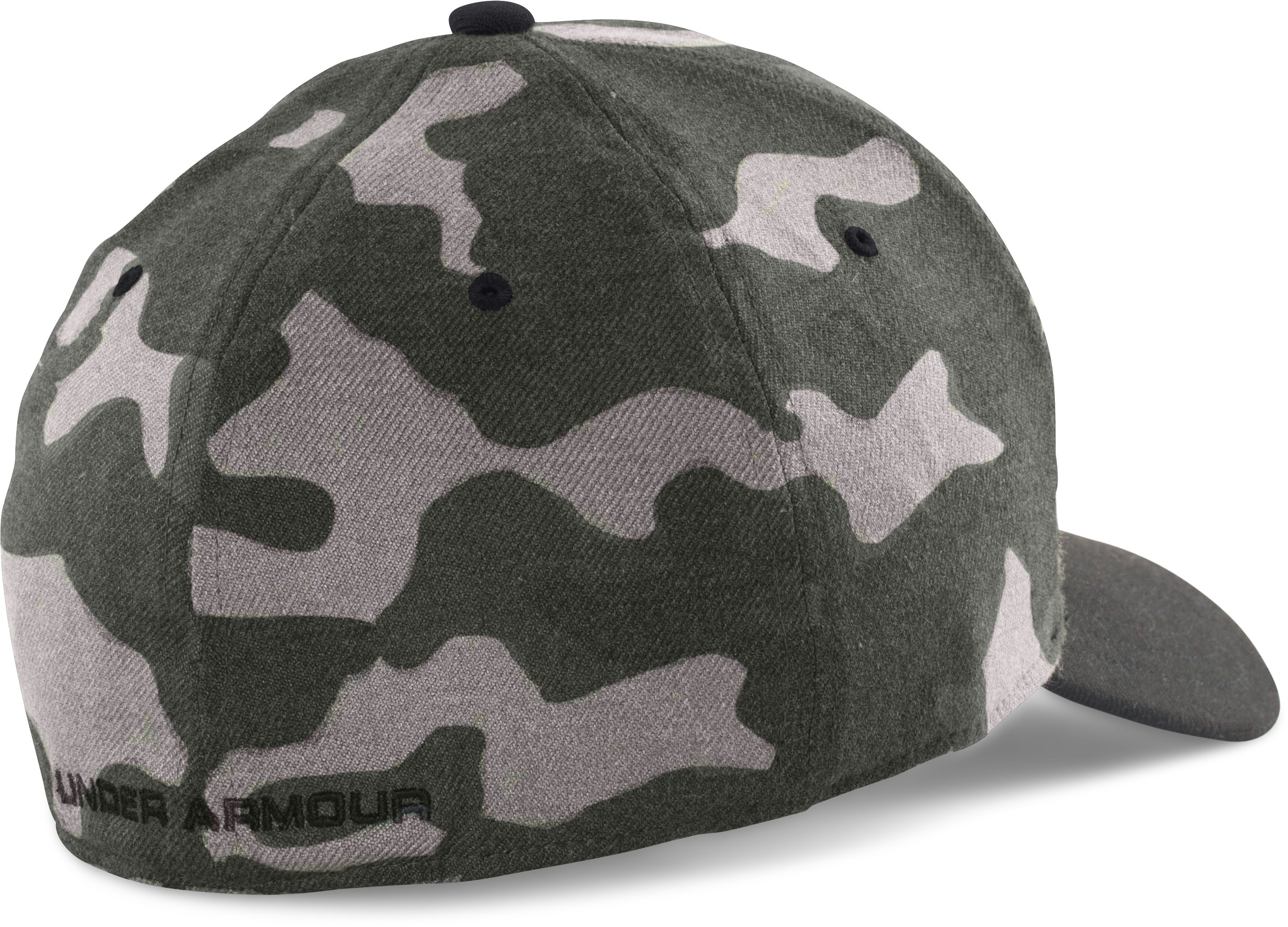 Men's UA Closer 2.0 Cap, Artillery Green