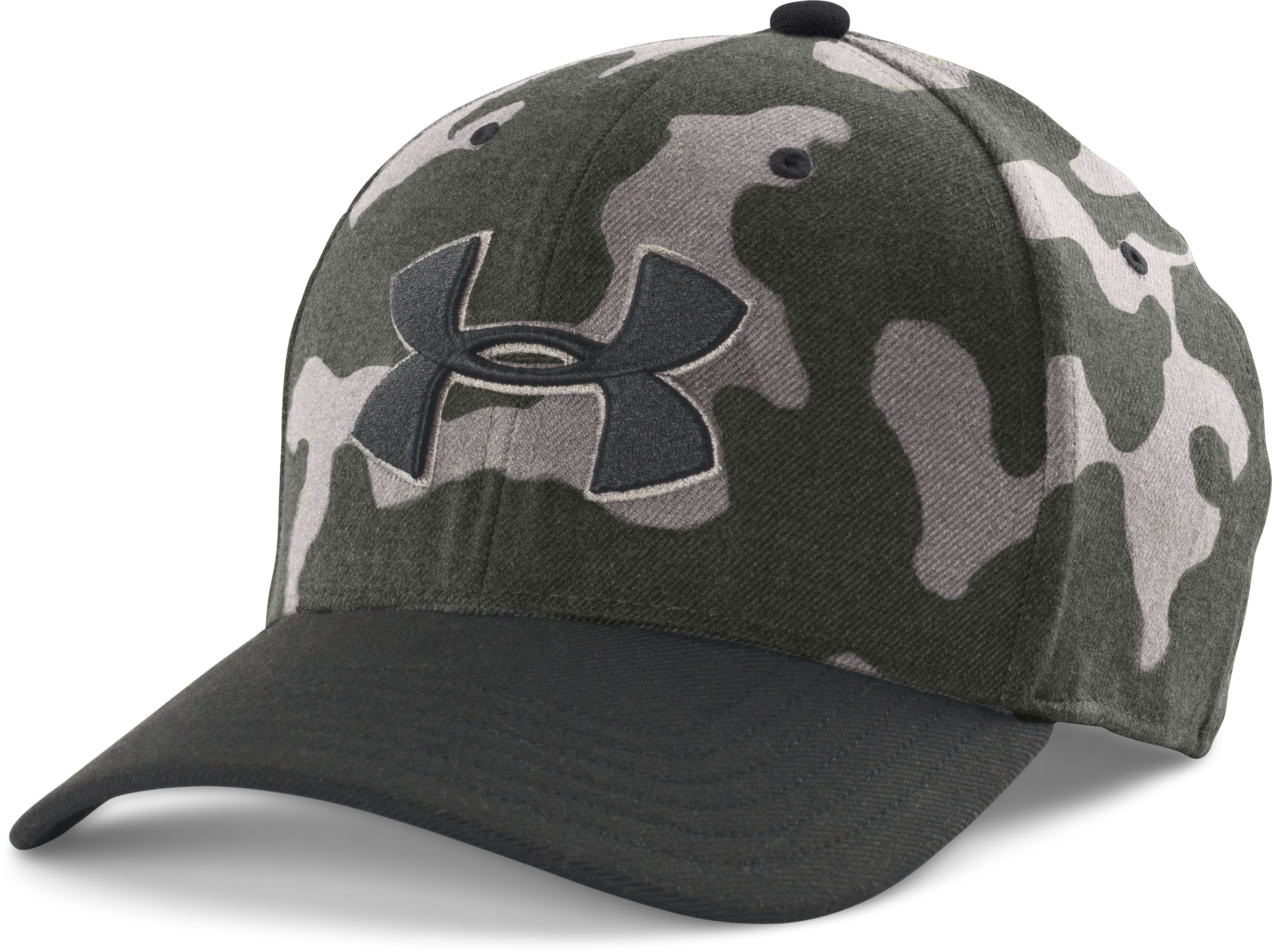 Men's UA Closer 2.0 Cap, Artillery Green, zoomed image