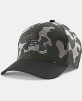 Men's UA Closer 2.0 Cap  1 Color $14.99 to $17.99