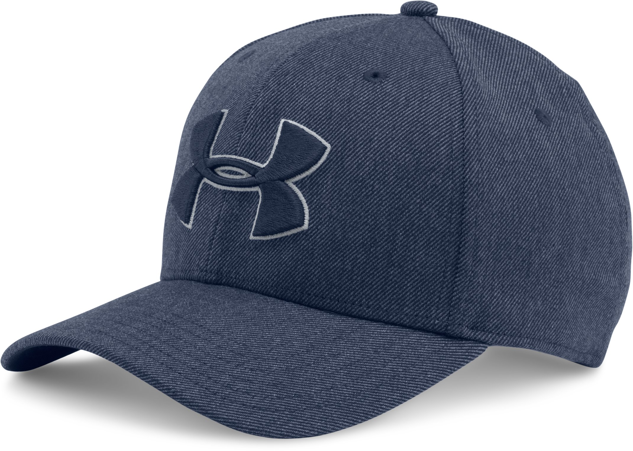 Men's UA Closer 2.0 Cap, Midnight Navy, undefined